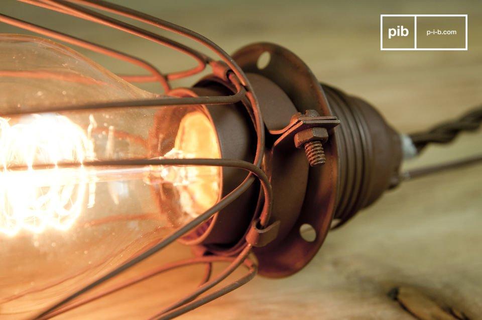 Lampada in stile Vintage, perfetta da appendere in cucina o sopra un letto