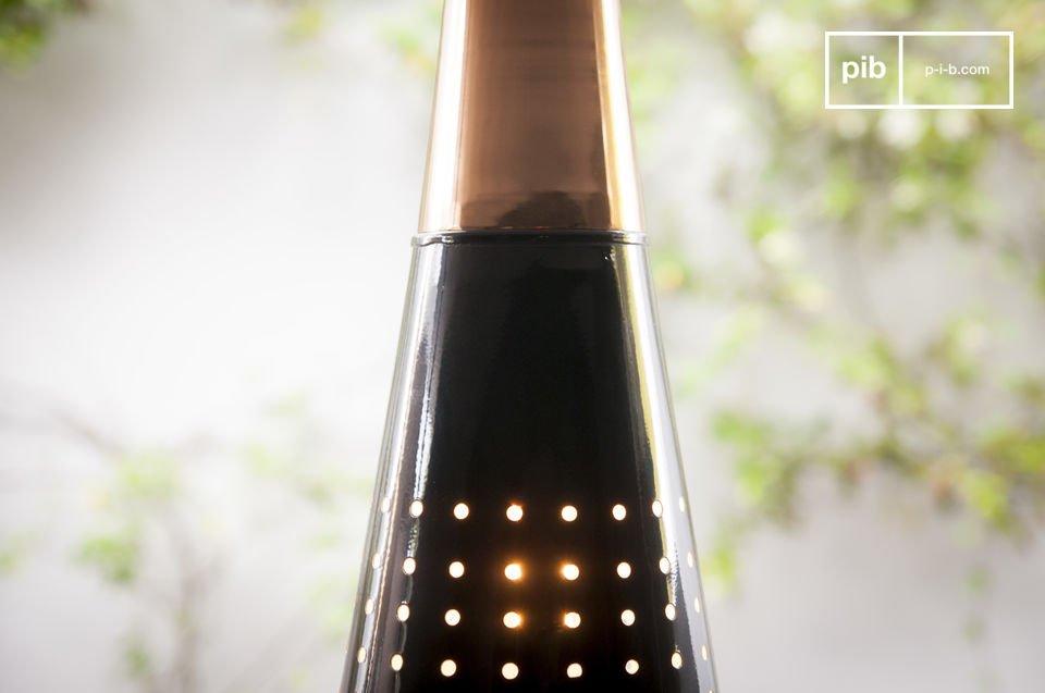 La lampada a sospensione Balero è un pezzo che porterà eleganza e una luce calda nella tua stanza