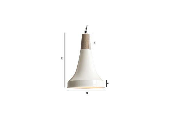 Dimensioni del prodotto Lampada a sospensione Balissö