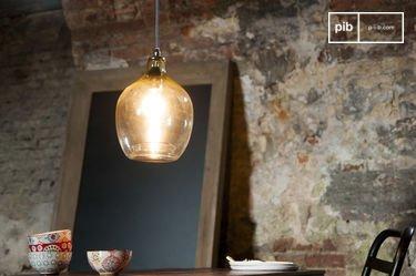 Lampada a sospensione Belvedere