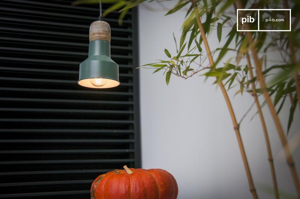 Una piccola lampada che porterà un tocco di colore in casa tua