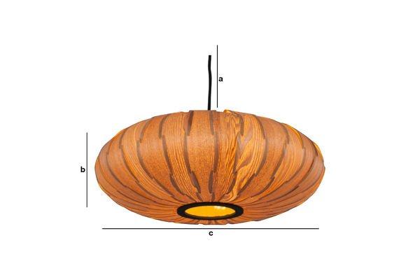 Dimensioni del prodotto Lampada a sospensione Gresskar