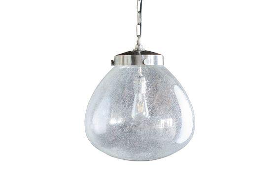 Lampade In Vetro Soffiato : Lampada a sospensione in vetro soffiato bangor bolle aria pib