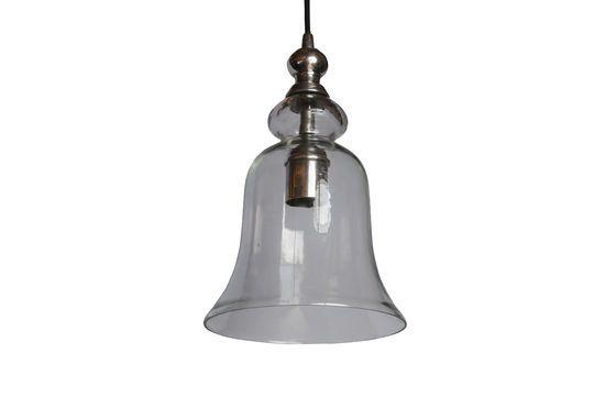 Lampada a sospensione in vetro Sweet Bell Foto ritagliata