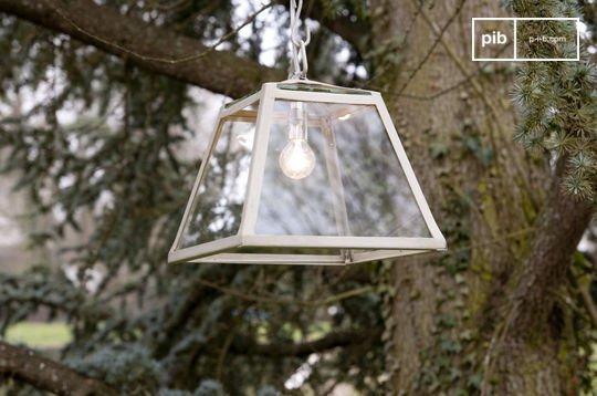 Lampada a sospensione Serra 26 cm