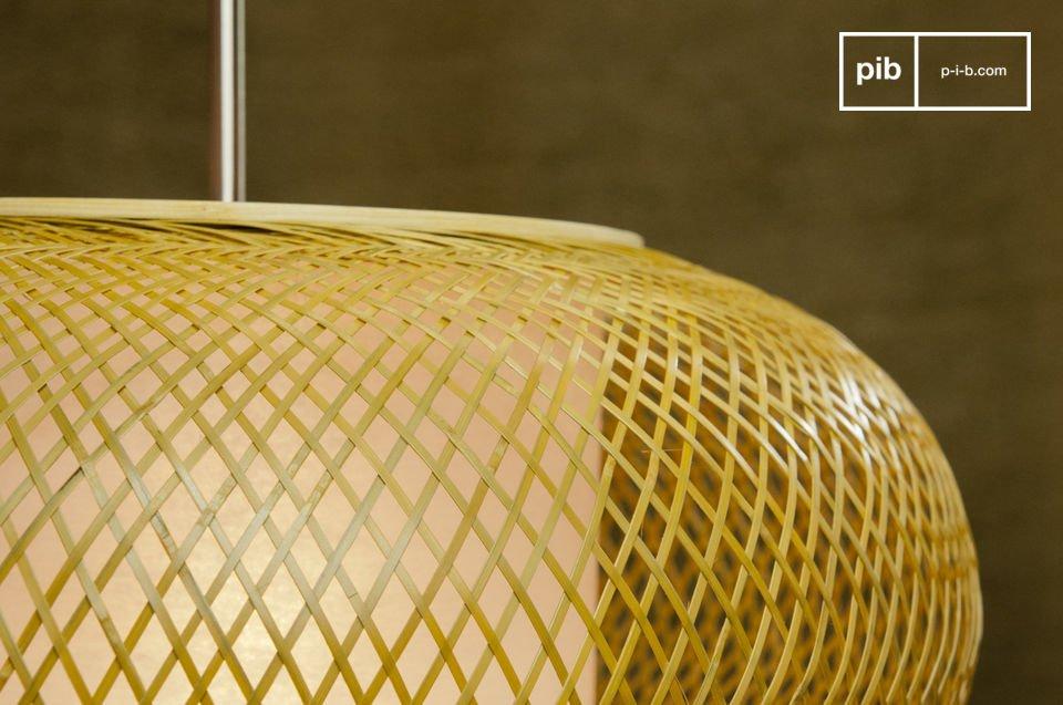 Questo lampadario ha delle bellissime finiture