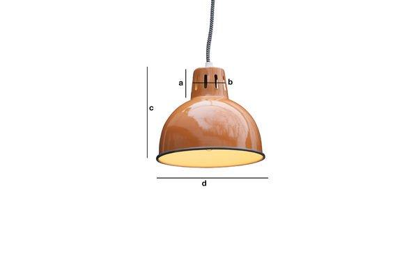 Dimensioni del prodotto Lampada a sospensione Snöl