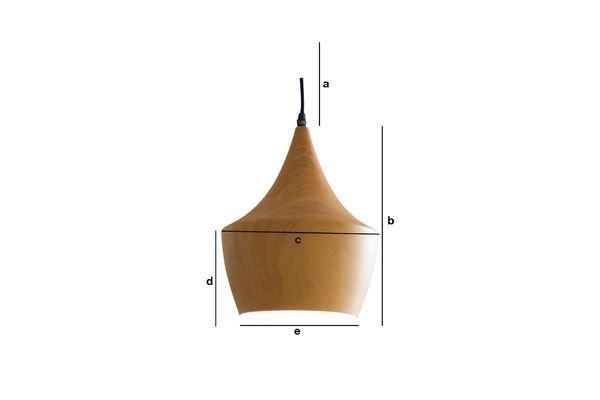 Dimensioni del prodotto Lampada a sospensione Svéa