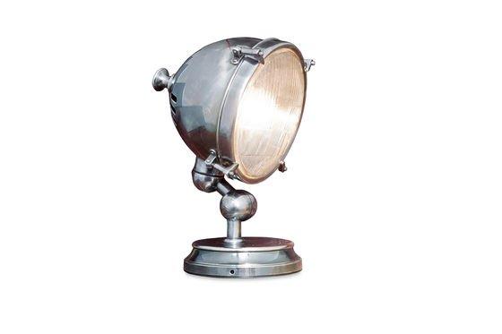 Lampada Argentata Foto ritagliata