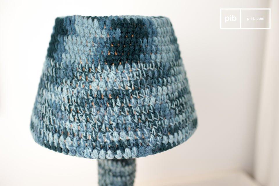 Una lampada attraente ed originale