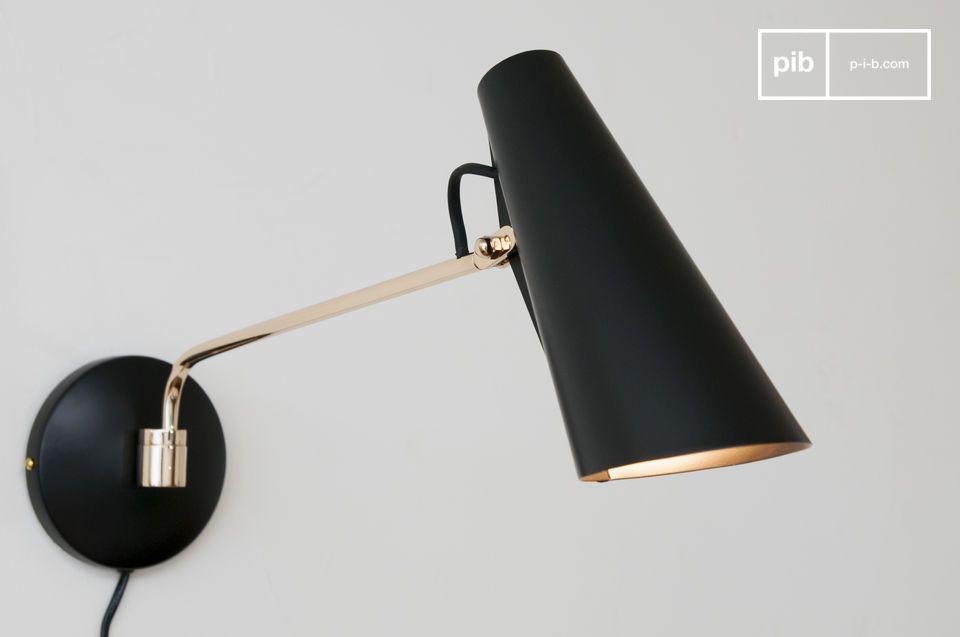 Una lampada design con un delizioso stile vintage