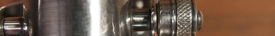 Materiali prima di tutto Lampada da parete Bistro - Modello Grande