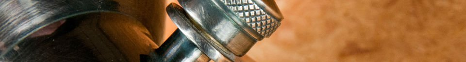 Materiali prima di tutto Lampada da parete Bistrò