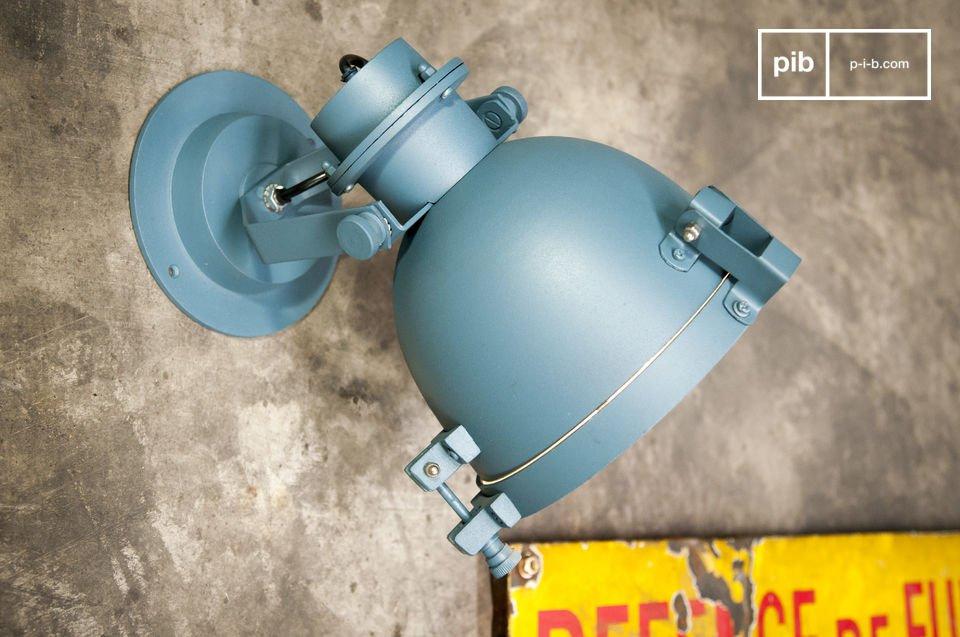 Una lampada dal design particolarmente trendy