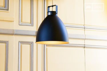 Lampada da parete Jieldé Augustin 36 cm nero opaco