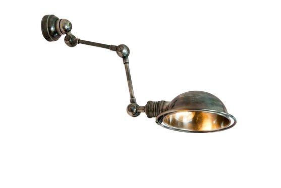Lampada da parete Machine-tool Foto ritagliata
