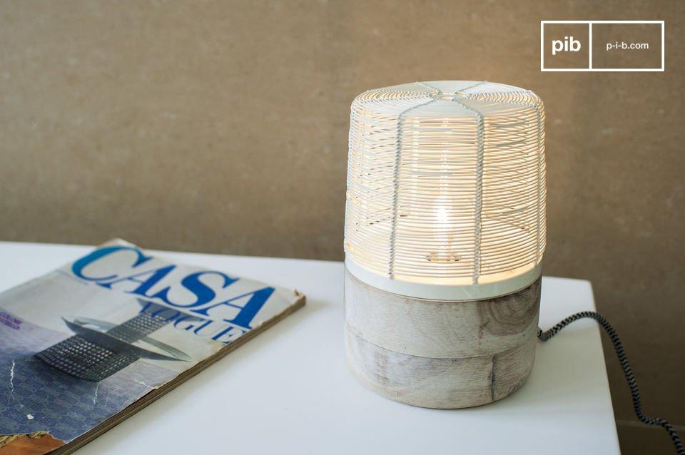 Lampada da tavolo Cistella