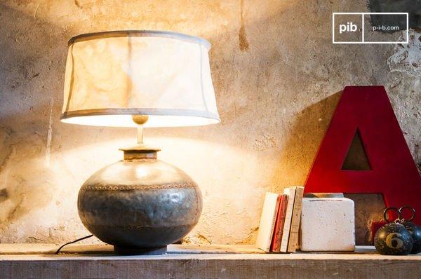 Lampada Da Tavolo Nessos Vecchia Giara Rivisitata Pib