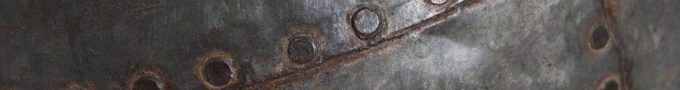 Materiali prima di tutto Lampada da tavolo Nessos