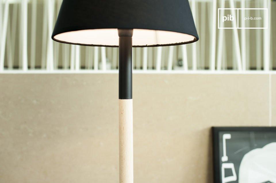 La lampada da tavolo Palitö è un oggetto che porterà un tocco di classe nei vostri interni