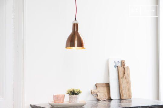 Lampada Design Bidart in Rame