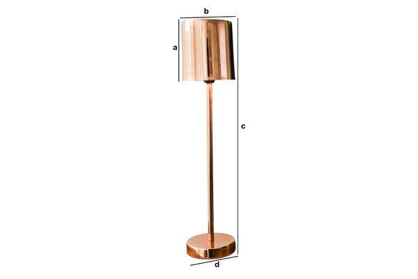Dimensioni del prodotto Lampada Gryde