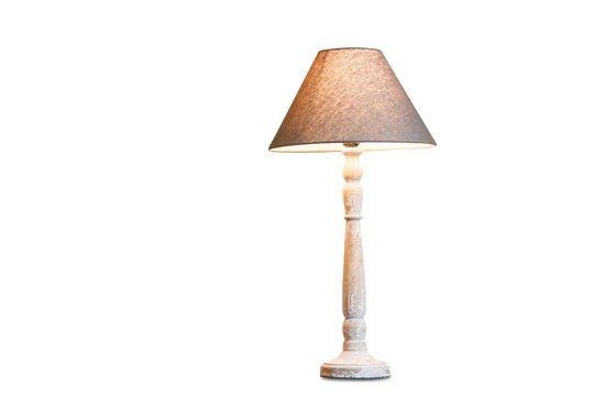 Lampada in legno Alix Foto ritagliata