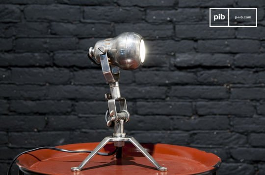 Lampada in ottone Spoutnik