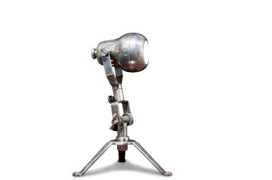 Lampada in ottone Spoutnik Foto ritagliata