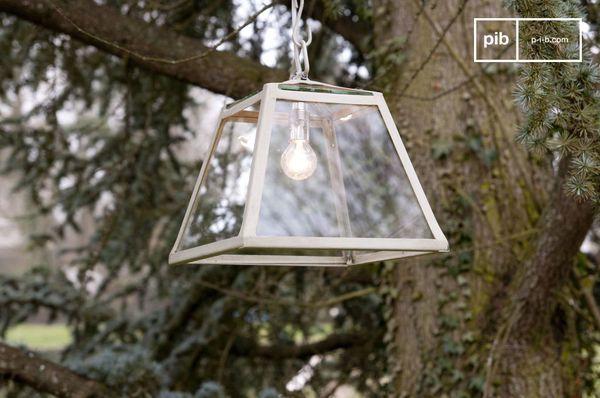 lampada a sospensione serra