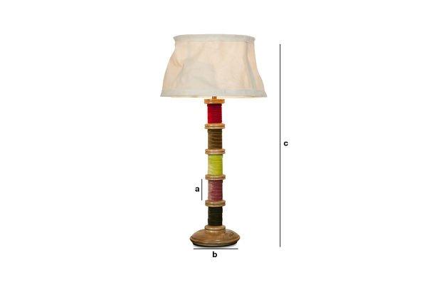 Dimensioni del prodotto Lampada Soft
