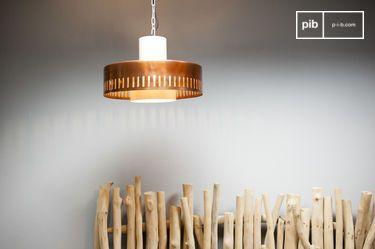 Lampada vintage a sospensione Aheris