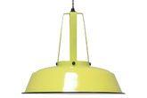 Lampadario da soffitto WALTER giallo