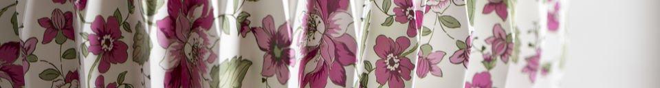 Materiali prima di tutto Lampadario origami a fiori