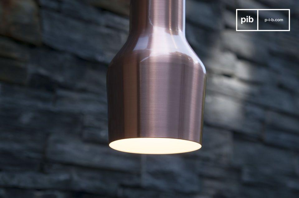 Il lampadario Segal è un perfetto esempio di design scandinavo vintage