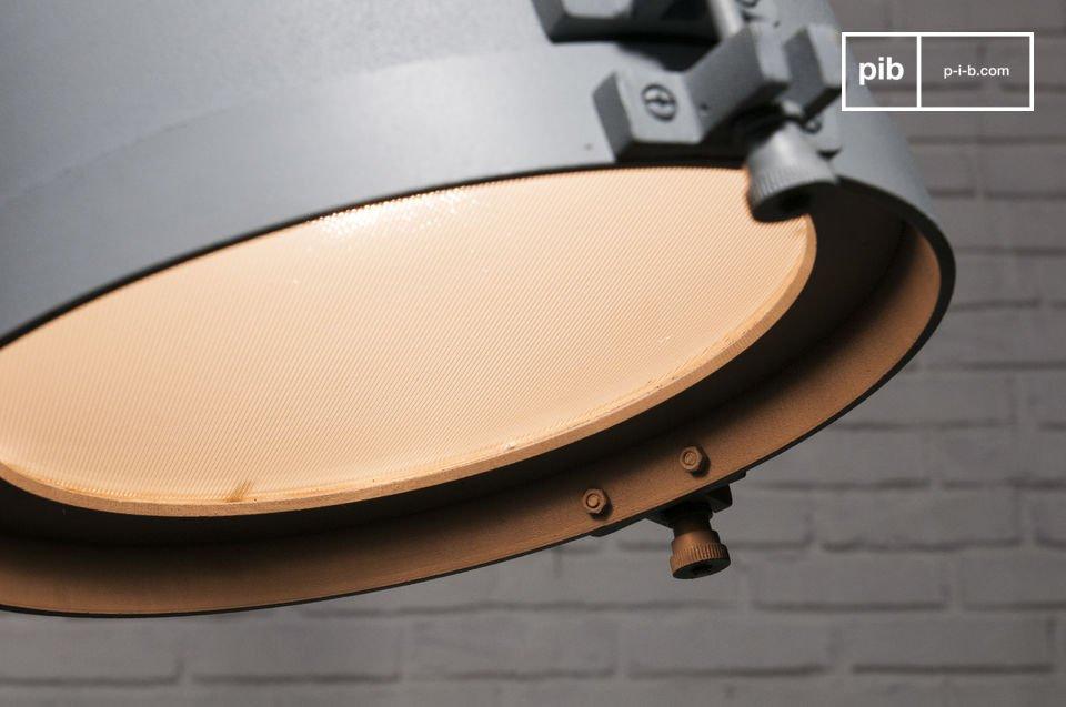 Il lampadario Spitzmüller