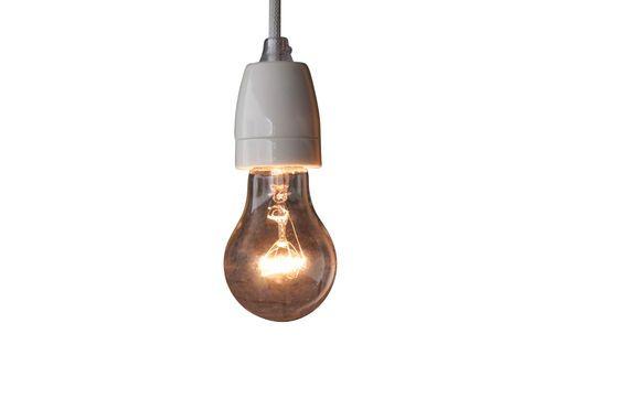 Lampadina Deco Edison 25 watt Foto ritagliata