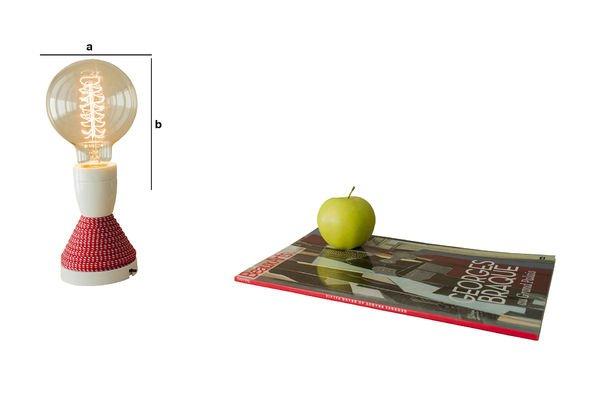 Dimensioni del prodotto Lampadina decorativa Globe
