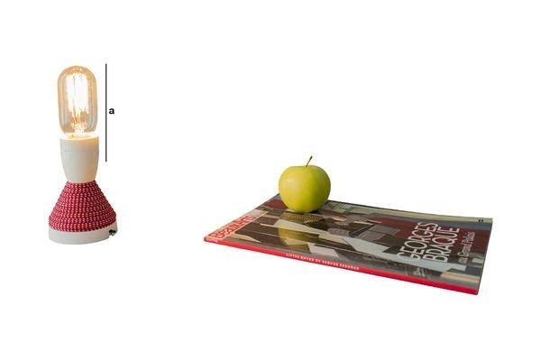 Dimensioni del prodotto Lampadina decorativa ovale