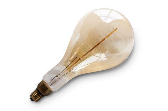 Lampadina gigante a filamento lungo Foto ritagliata