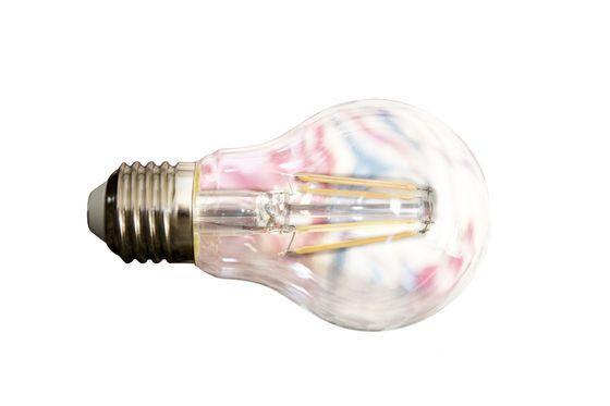 Lampadina LED 6 cm con filamento Foto ritagliata