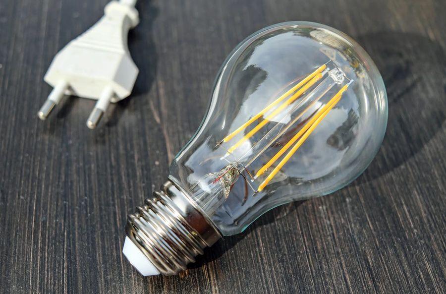 lampadine a bulbo in stile vintage