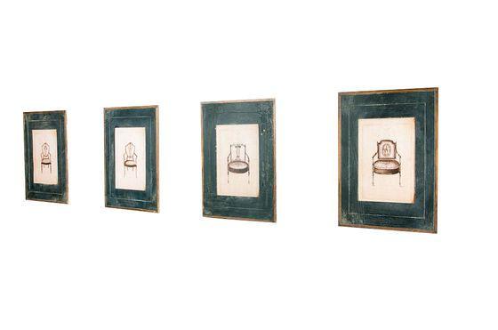 Le Quattro Cornici dello Zio Peter Foto ritagliata