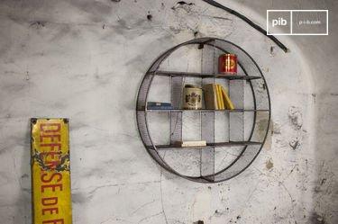 Libreria a parete Flèxe