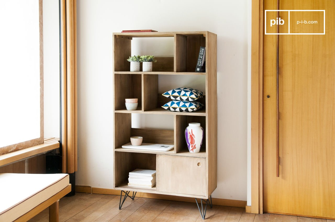 Cheap libreria in legno zurich with librerie in legno for Librerie design outlet