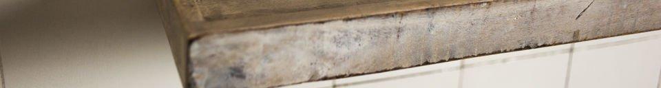 Materiali prima di tutto Mensola a Muro Epicure