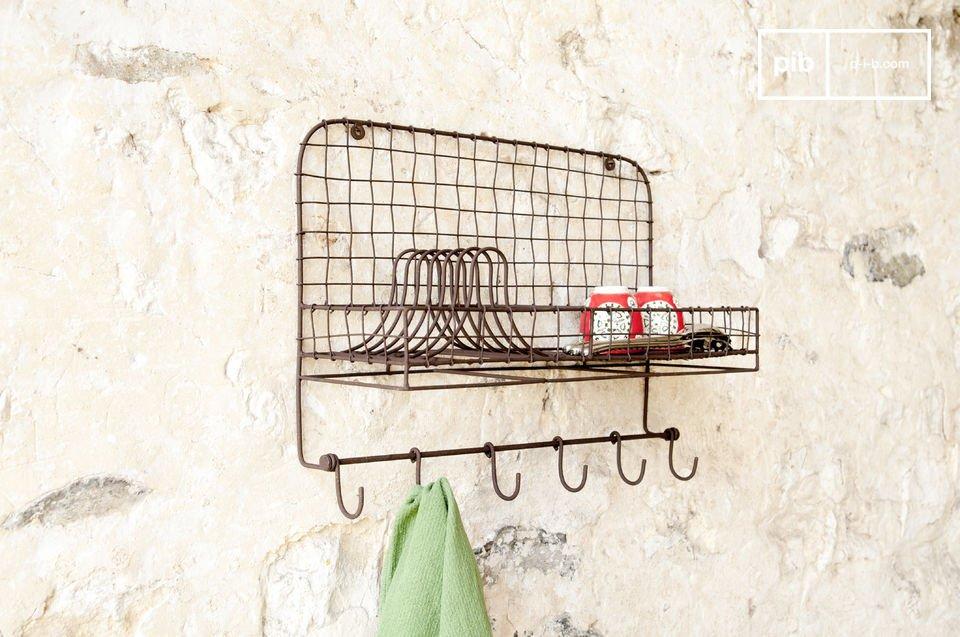 Un pratico accessorio in metallo per la cucina
