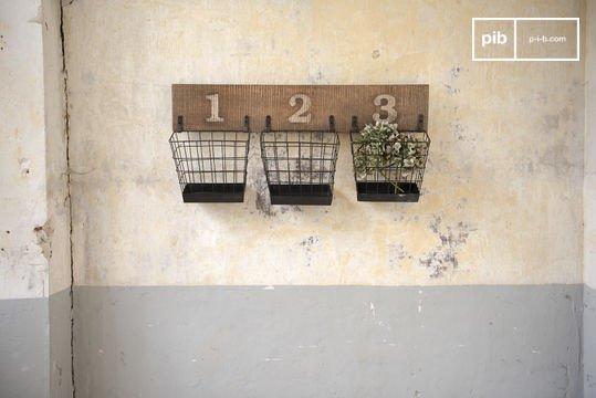 Mensola da muro Chloé