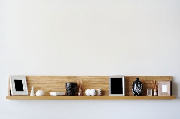mensola legno