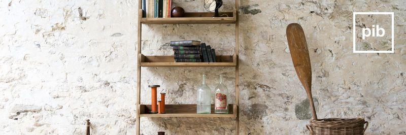 Mensole in legno
